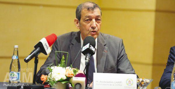 Présentation à Agadir de la stratégie bois-énergie du HCEFLD