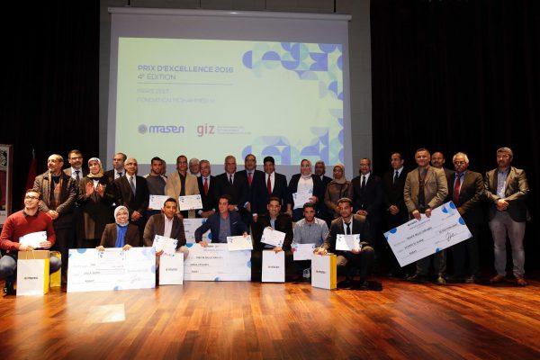 Technologies vertes : Quatre projets académiques primés par MASEN