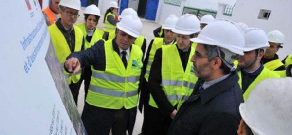 Lydec : Le comité de suivi visite les grands chantiers de la région de Casablanca