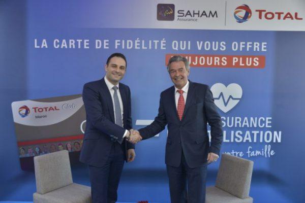 Total Maroc et Saham Assurance lancent une offre d'assurance hospitalisation