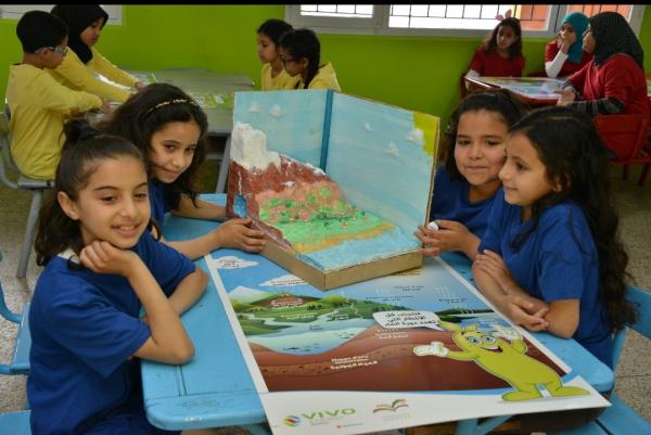 Vivo Energy et la Fondation Zakoura élargissent leur programme d'éducation à l'environnement