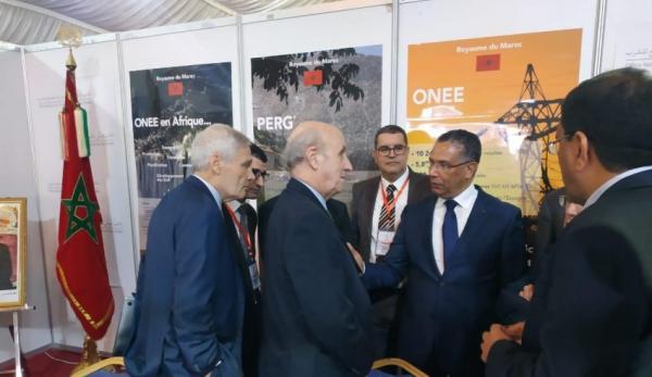 L'ONEE expose son expérience au COMELEC en Mauritanie