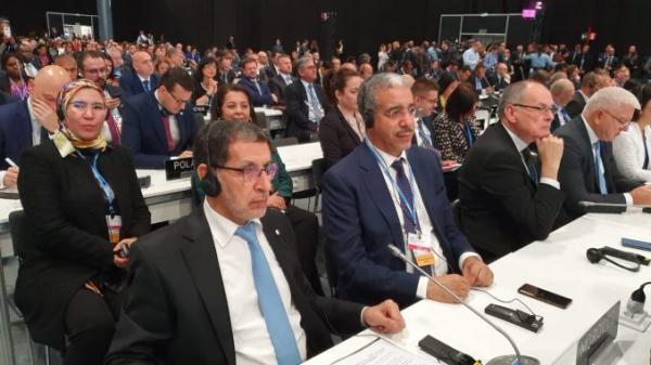 La COP25, une occasion pour présenter l'expérience marocaine dans différents domaines liés au changement climatique