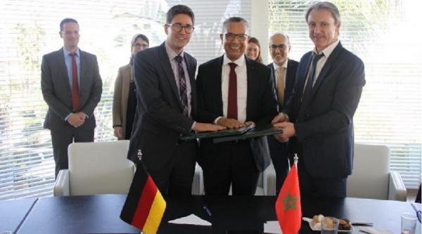 Don de 3 millions d'Euros de la KfW à L'ONEE
