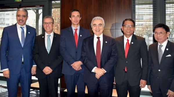 Le Maroc et l'Agence Internationale de l'Énergie signent à Paris un Programme de travail conjoint pour la période 2020-2021