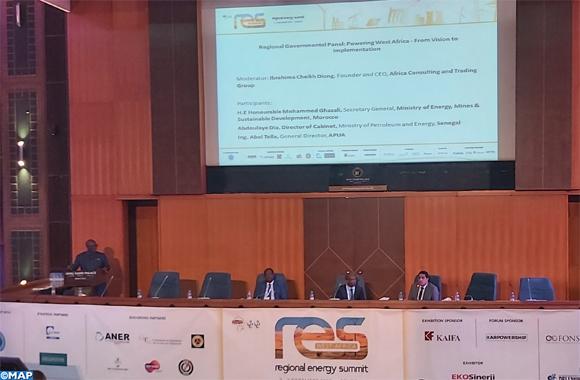 Sommet régional de l'énergie : L'expérience du Maroc en matière de PPP présentée à Dakar