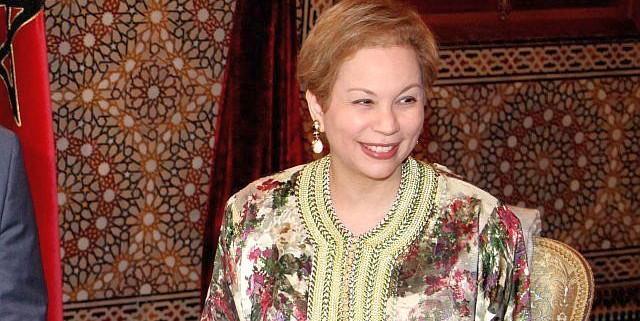 Lalla Joumala, l'ambassadrice du Maroc en Grande-Bretagne