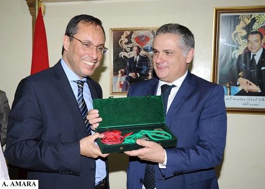 Maroc-Portugal : L'étude de faisabilité de l'interconnexion électrique lancée