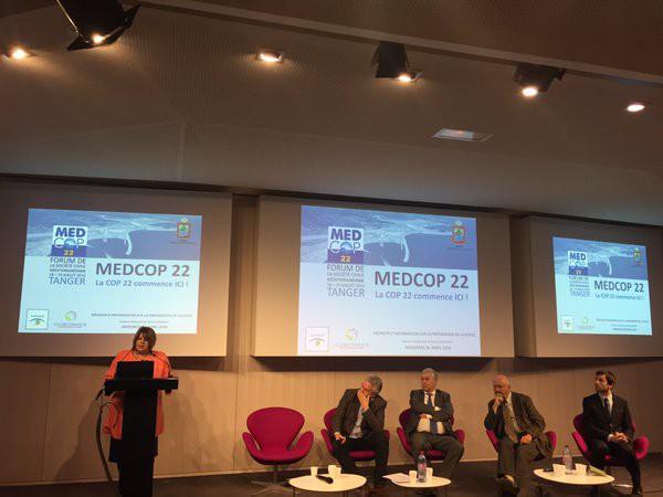 La MedCOP22 réunira la Méditerranée à Tanger