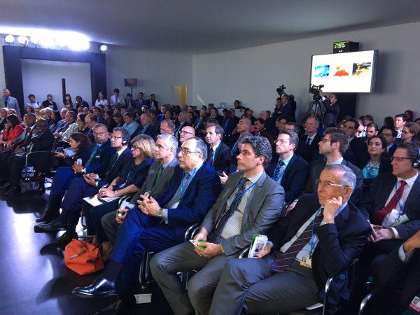 Conférence sur l'intégration des réseaux et des marchés énergétiques