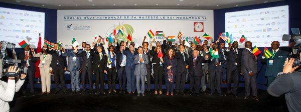 COP22 : La Déclaration de Marrakech du secteur privé international