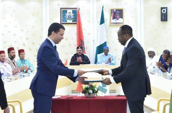 Accord bilatéral pour un gazoduc Nigéria-Maroc