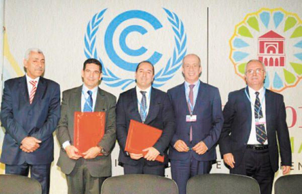 IRESEN : Conventions pour la R&D dans le domaine des énergies renouvelables et du traitement de l'eau