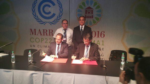 IRESEN et KIC-InnoEnergy signent une convention de partenariat