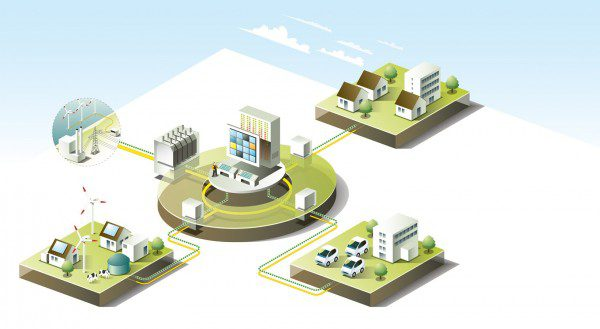 Energies vertes : Le « Smart Grid » arrive