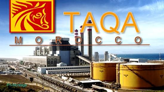 Électricité : Taqa premier producteur au Maroc