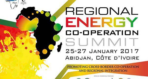 Sommet sur la coopération régionale dans le domaine de l'énergie à Abidjan