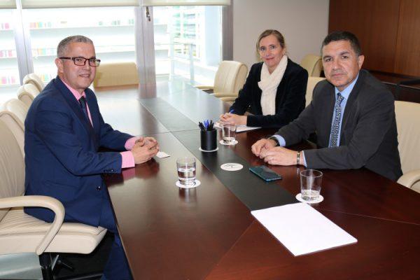 Des entreprises andalouses en mission commerciale au Maroc