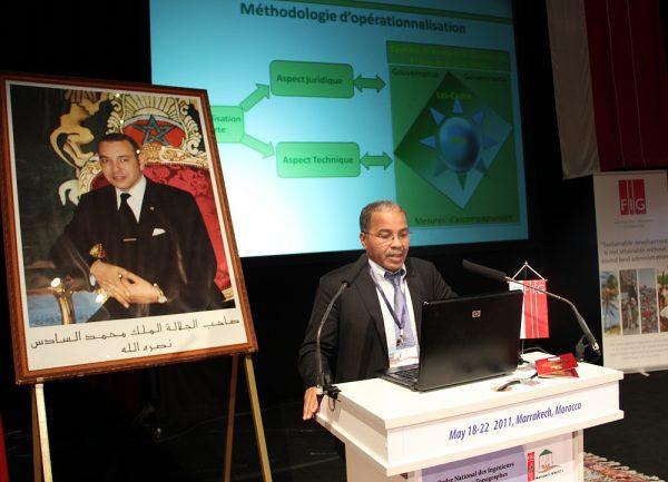 Mohamed Nbou nommé directeur du Centre de compétences en changement climatique