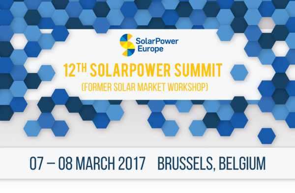 - SOLARPOWER SUMMIT