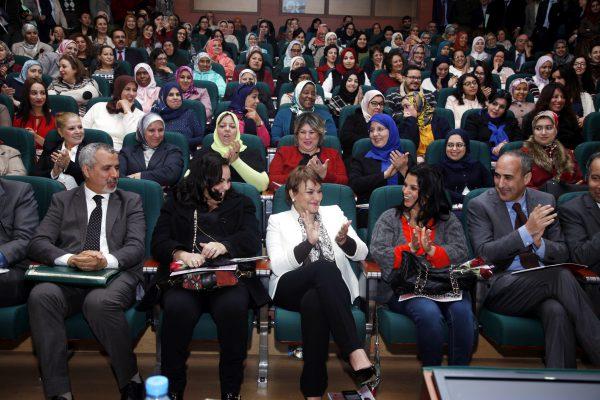 8 mars : Vibrant hommage à Rabat à 6 femmes du secteur de l'environnement