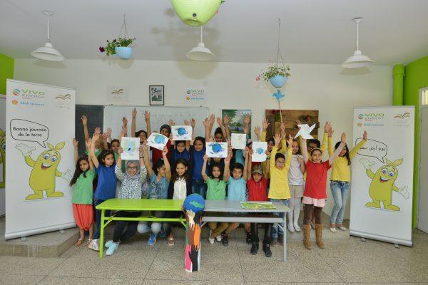 Vivo Energy Maroc et la Fondation Zakoura sensibilisent à l'environnement