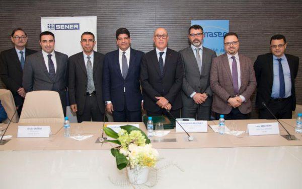 MASEN / OFPPT / SENER: Partenariat pour la formation du futur personnel de Noor Ouarzazate II et III