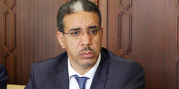 M. Rabbah se réunit avec les bureaux de la Fédération de l'Energie et du GPM