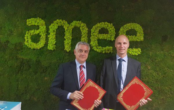 Efficacité Energétique : Protocole d'accord entre Siemens et l'AMEE