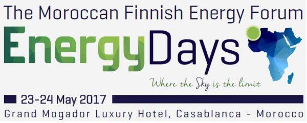 Maroc-Finlande : Forum Energy Days à Casablanca