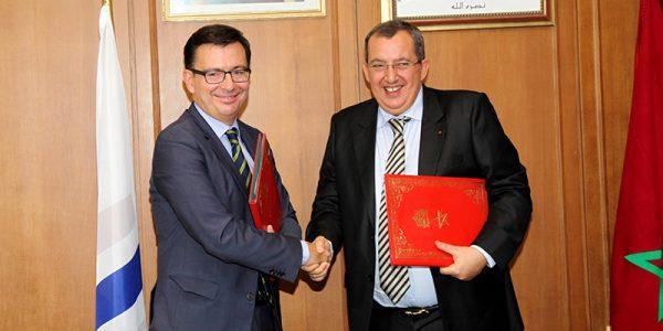 L'ONEE obtient plus de 400 MDH des européens