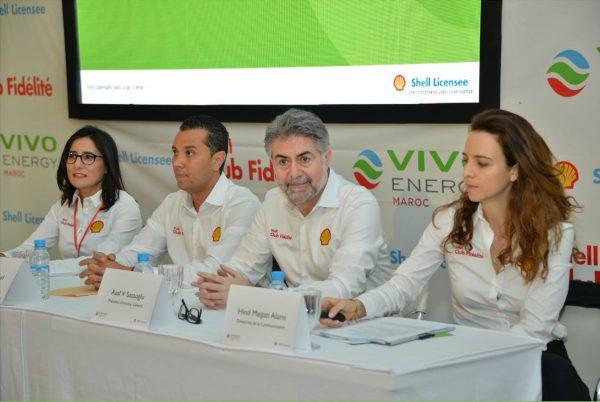 Vivo Energy Maroc lance le programme « Shell Club Fidélité »