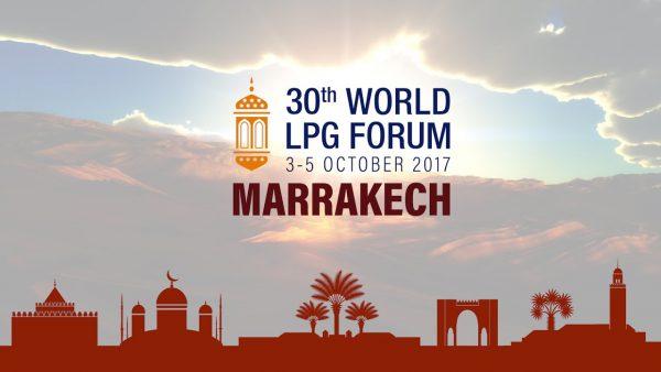 Haut Patronage de SM le Roi pour le World LPG Forum à Marrakech