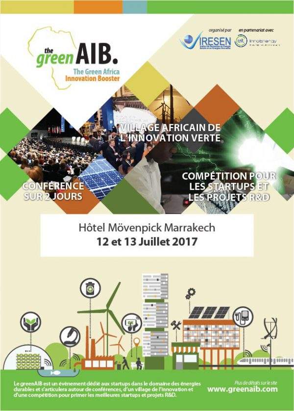 Franc succès de la première édition du « Green Africa Innovation Booster »