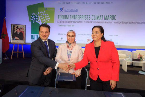La CGEM organise le premier forum « Entreprises Climat Maroc »