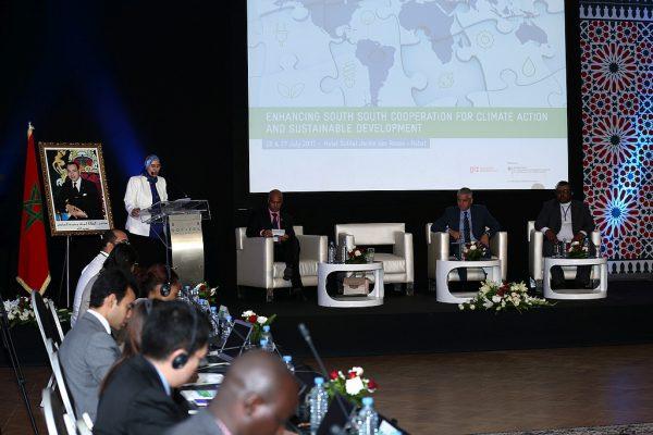 Développement durable : Le Maroc promeut la coopération Sud-Sud pour la réalisation de l'Agenda 2030