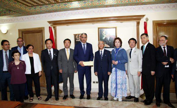 Maroc-Japon: Examen des moyens de renforcer la coopération dans le secteur des énergies et des ressources naturelles