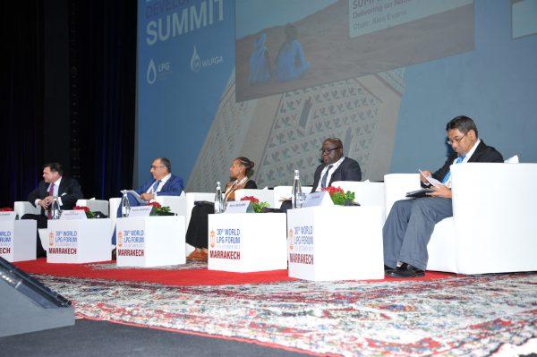 30e Forum mondial de l'industrie des gaz de pétrole liquéfié à Marrakech