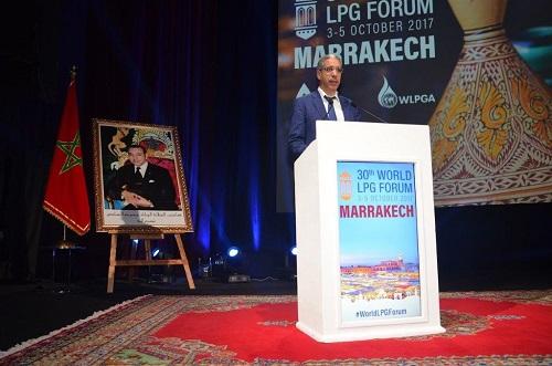M. Rabbah : « La transition énergétique mondiale, porteuse d'opportunités pour les pays en voie en développement »