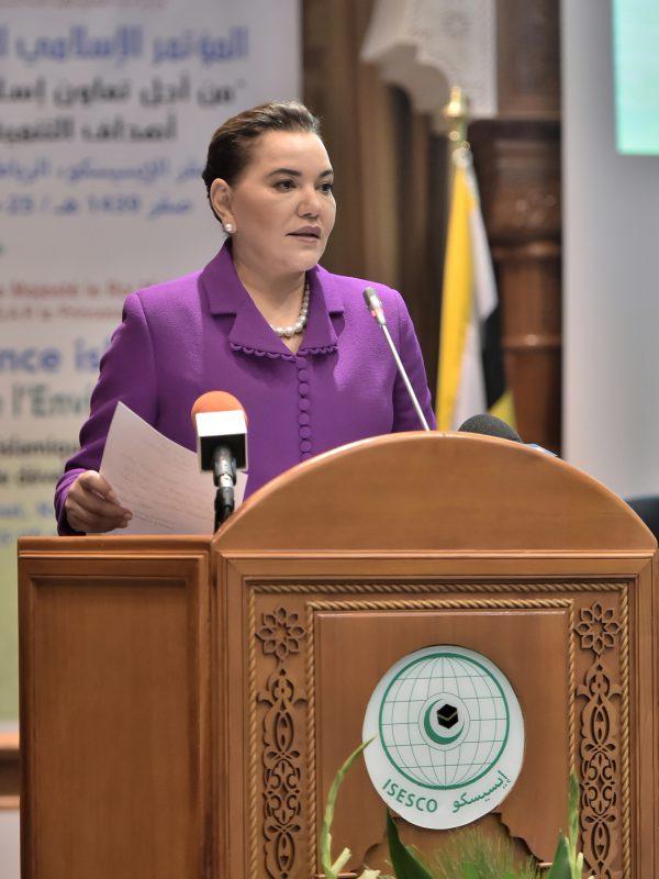 Conférence islamique des ministres de l'Environnement : Le plaidoyer du Souverain pour le climat