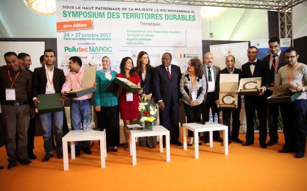 Pollutec Maroc 2017 : Remise des prix du programme Cleantech