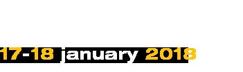 InterSOLUTION 17/18 janvier 2018 | Gand - Belgique