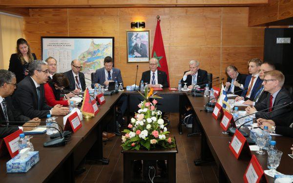Maroc-Finlande : Enormes potentialités d'investissement dans l'économie verte