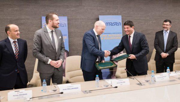 Masen-Cleanergy : un accord pour le développement d'un système de stockage d'énergie thermique