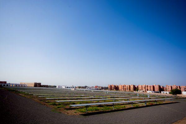 Jet Energy : Première centrale solaire avec une technologie de tracking mono-axe au Maroc