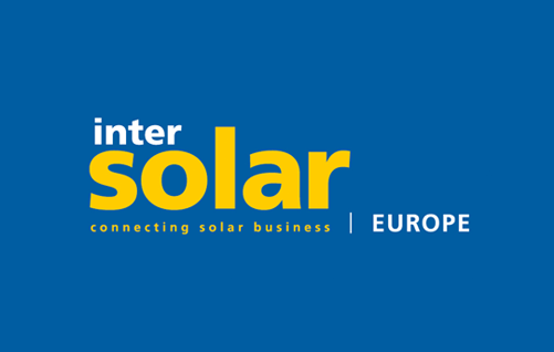 Intersolar Europe, 20 - 22 juin 2018 | Munich - Allemagne