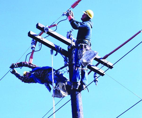 Bonne tenue du secteur de l'énergie électrique à fin février 2018