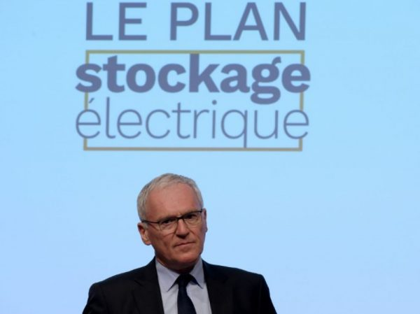 Le Groupe EDF annonce le Plan Stockage Electrique