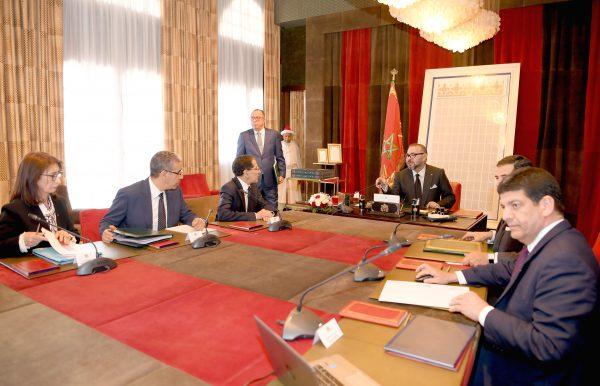 L'état d'avancement des projets MASEN présenté à SM Le Roi Mohammed VI