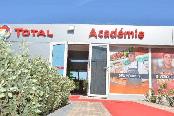 « TOTAL Académie », nouveau centre de formation de Total Maroc